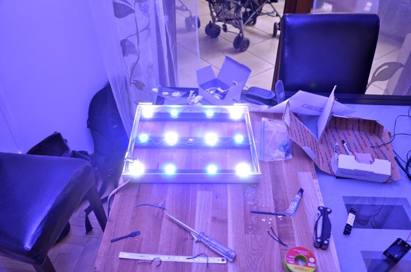Projet nano récifal 60L - Projet pédagogique - Page 3 Rampeled19