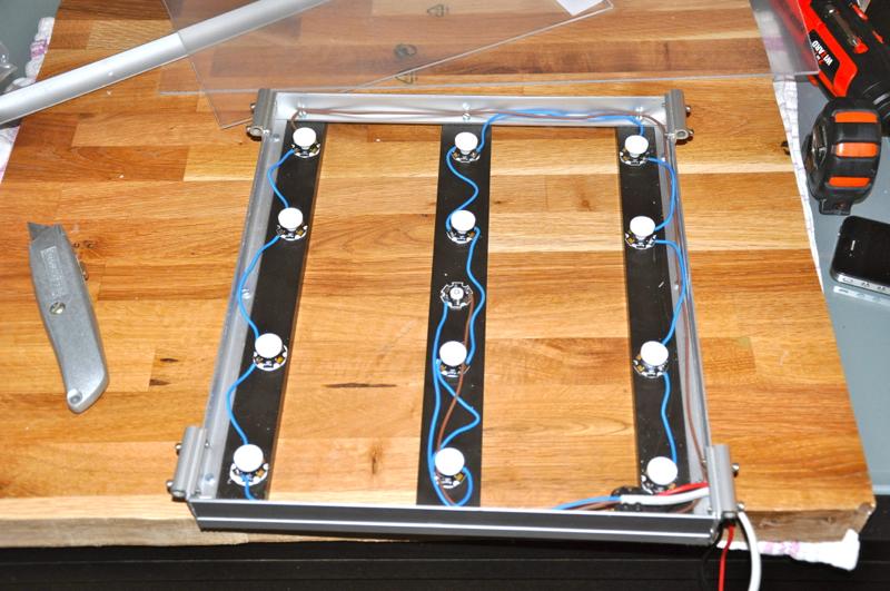 Projet nano récifal 60L - Projet pédagogique - Page 3 Rampeled20